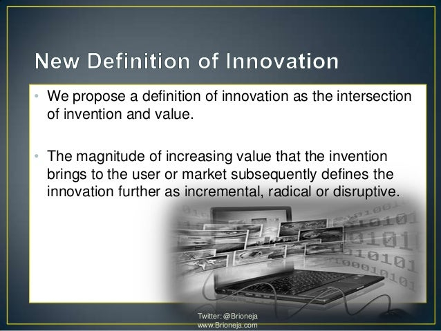 innovation and invention in the current Innovation in private banking & wealth management  innovation in private banking & wealth management embracing the  innovation (as separate from invention.