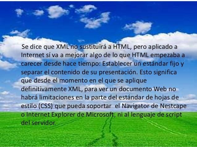 Se pude suponer de estemodo que XML constituyela capa más baja dentrodel nivel deaplicación, sobre el que sepuede montar c...
