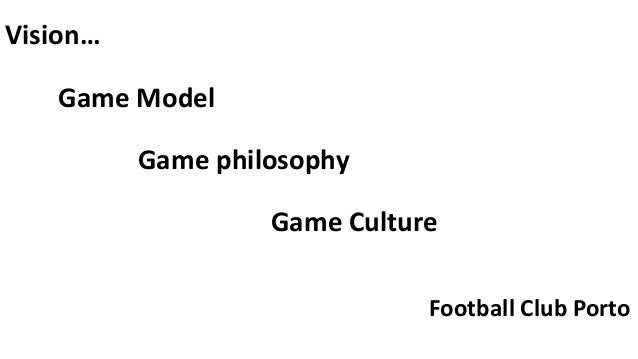 Vision…