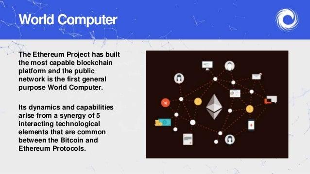 Blockchain ethereum and consensys 8 world computer the ethereum toneelgroepblik Image collections