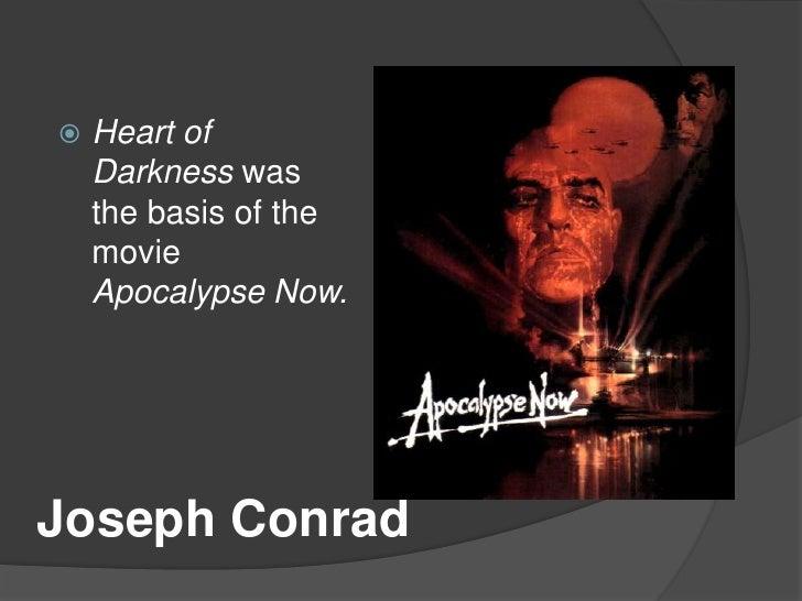 apocalypse now joseph conrad