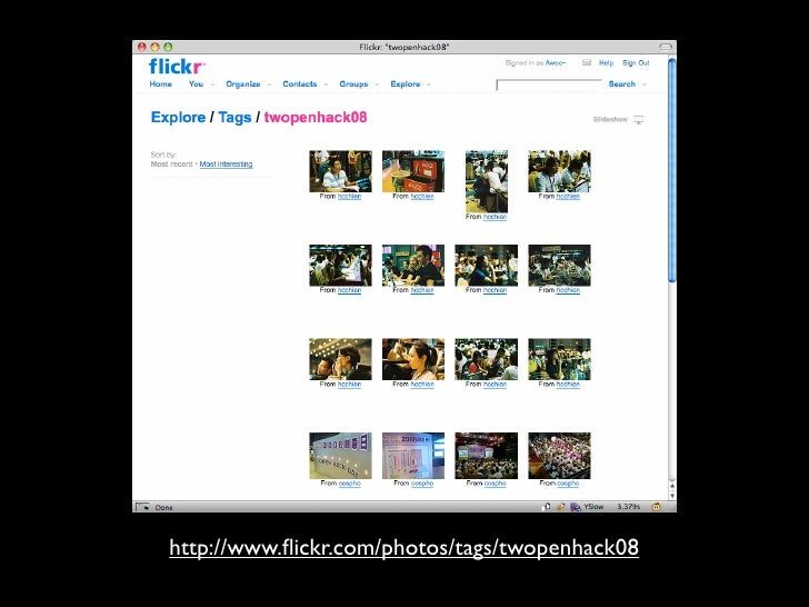 http://www.flickr.com/photos/tags/twopenhack08