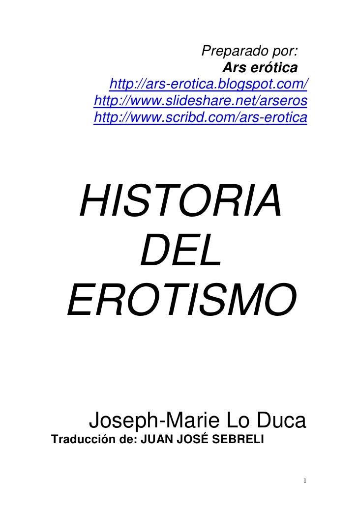 Preparado por:                              Ars erótica          http://ars-erotica.blogspot.com/       http://www.slidesh...