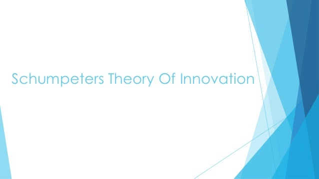 analysis of joseph a schumpeter's Essay on analysis of joseph a schumpeter's ideas - 1 identify at least one point in this paper that the author claims is important for understanding what role.