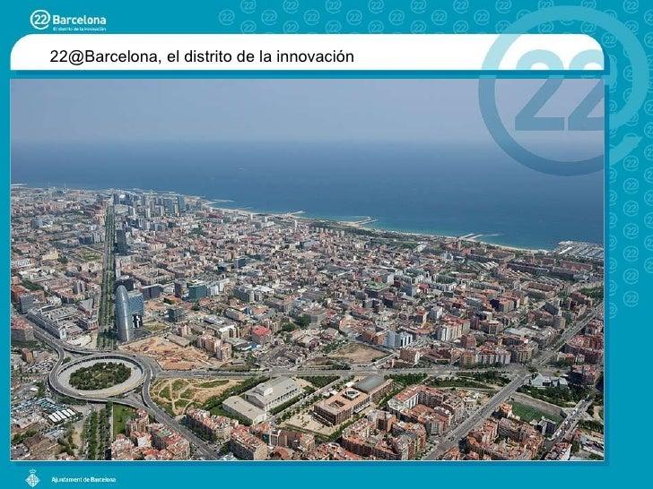 22@Barcelona, el distrito de la innovación