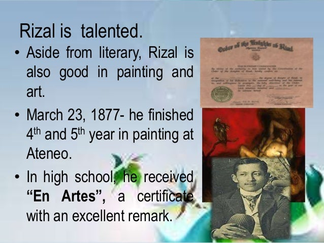rizal as a subject in college Dean, college of engineering program heads as mandated by r a 7933, rizal polytechnic college subject: policies and.