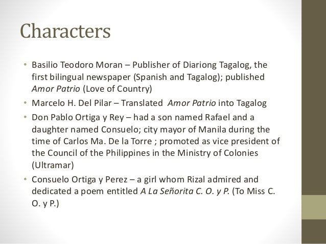 whom rizal dedicated the poem felicitation What was rizal's first poem and how old was he  one of rizal's lovers, whom he wrote love letters to in invisible ink  who was the girl who rizal dedicated.