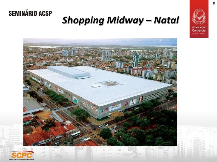 Shopping Midway – Natal