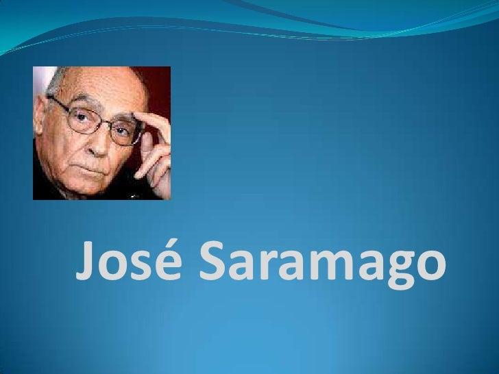 José Saramago<br />