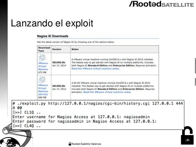 Jose Selvi - Adaptando exploits para evitar la frustración [RootedSat…