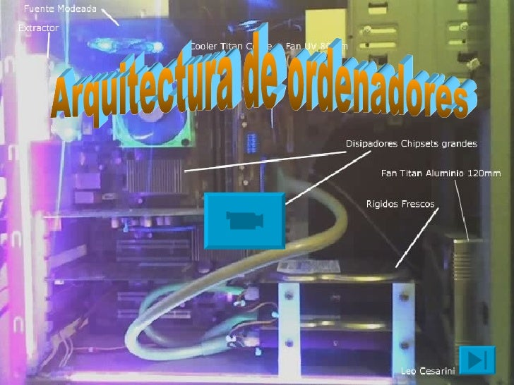 Arquitectura de ordenadores
