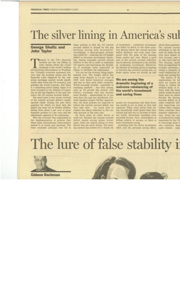 Joshi Venugopal - Financial Times