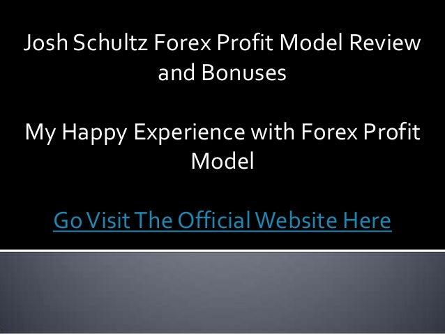 Josh Schultz - Forex Profit Model / AvaxHome
