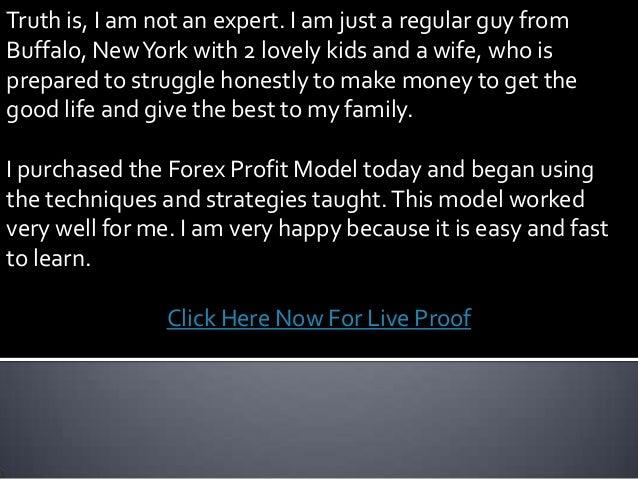 Forex easy model