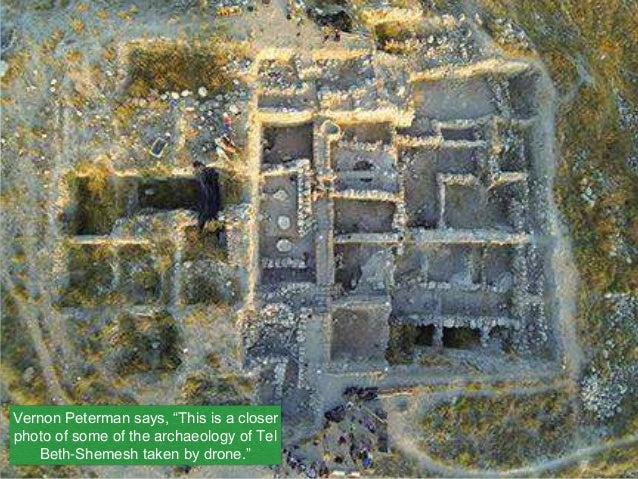 The Rock At Beth Shemesh: Joshua 13-19, The Division Of The Land, Section 2; Land