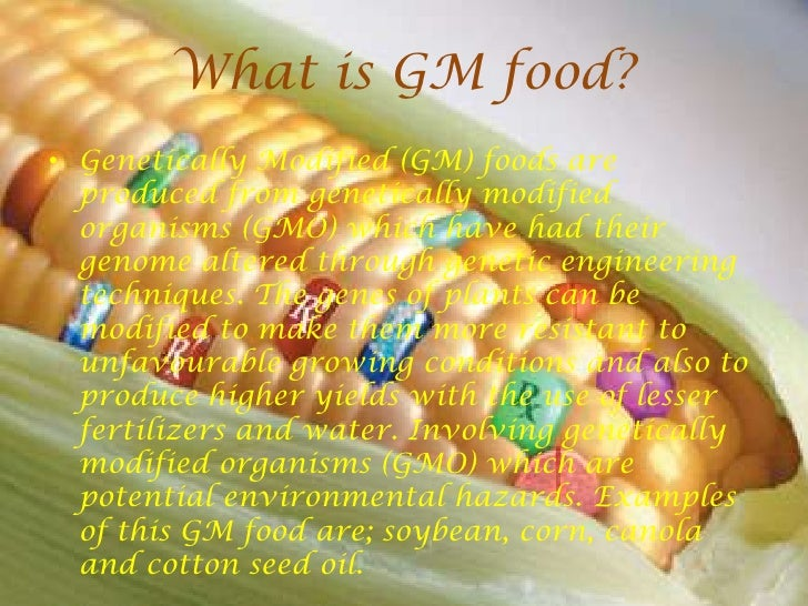 12 Advantages and Disadvantages of Genetically Modified Foods