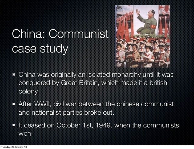 An analysis of the chinese communist partys control over the populace of china