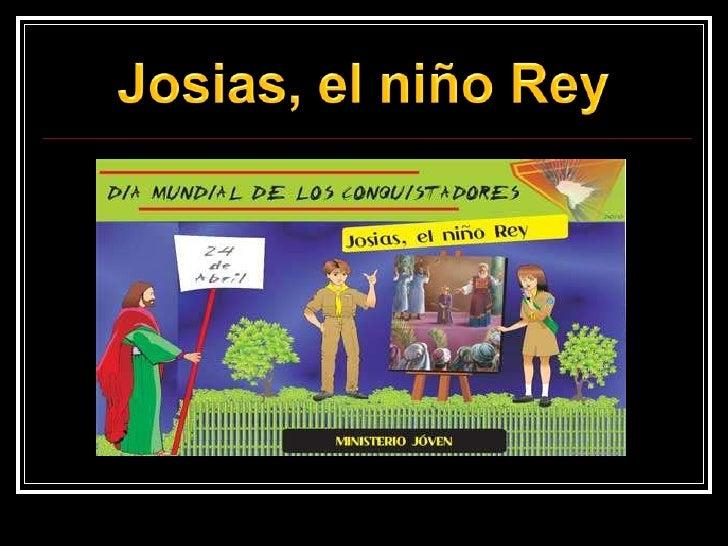 Josias, elniño Rey<br />