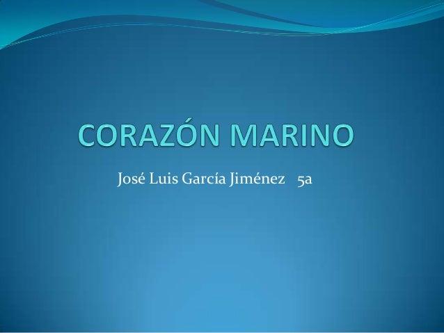 José Luis García Jiménez 5a