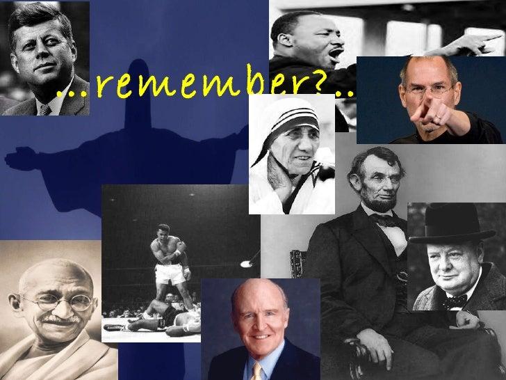 … remember?…