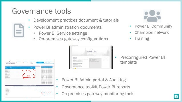 Power BI Governance and Development Best Practices