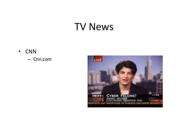 TV News  • CNN  – Cnn.com