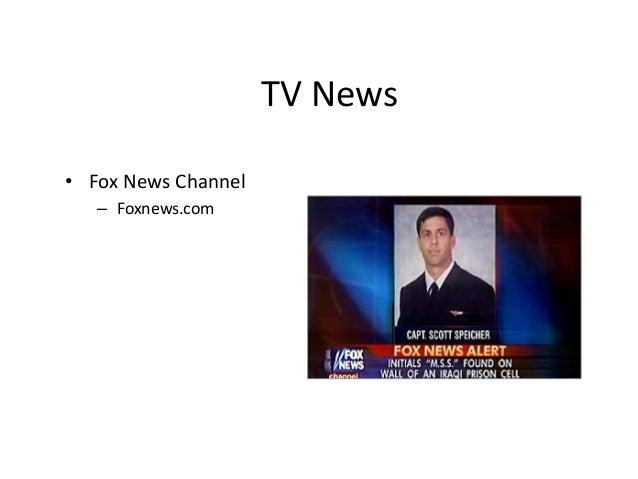 TV News  • Fox News Channel  – Foxnews.com
