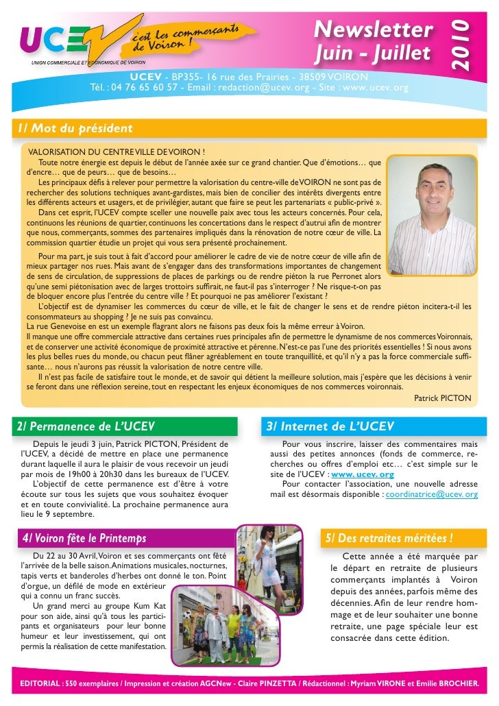 Journal   juin juillet 2010 - pdf