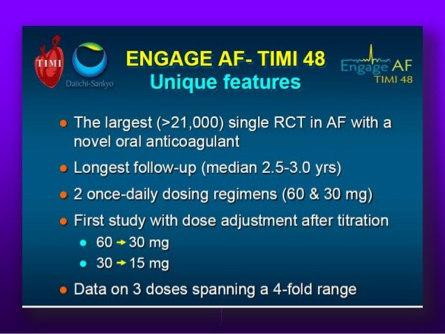 Engage af timi study