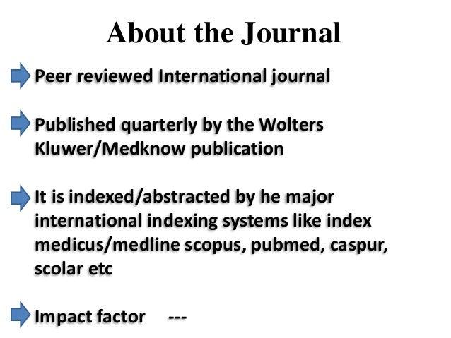 Journal club: Reasons for failure of immunization: A cross