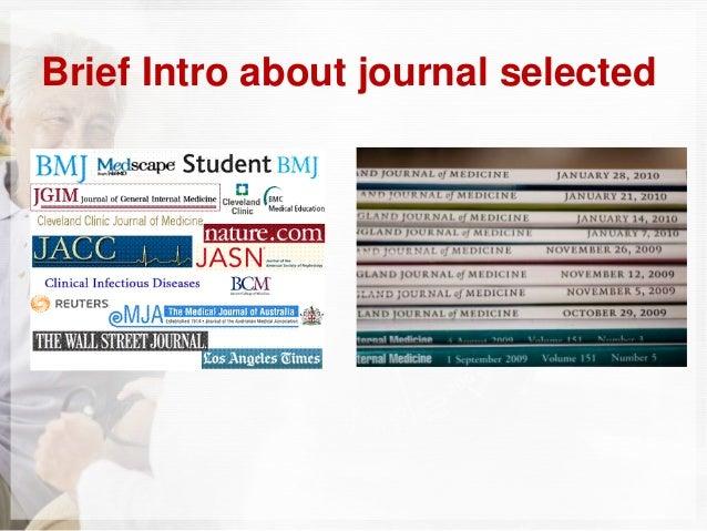 Journal club presentation dr usama ragab 27 pronofoot35fo Image collections