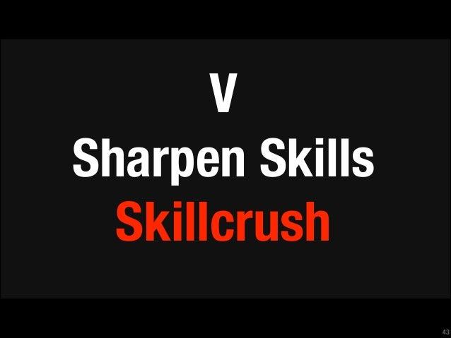 V Sharpen Skills Skillcrush !43
