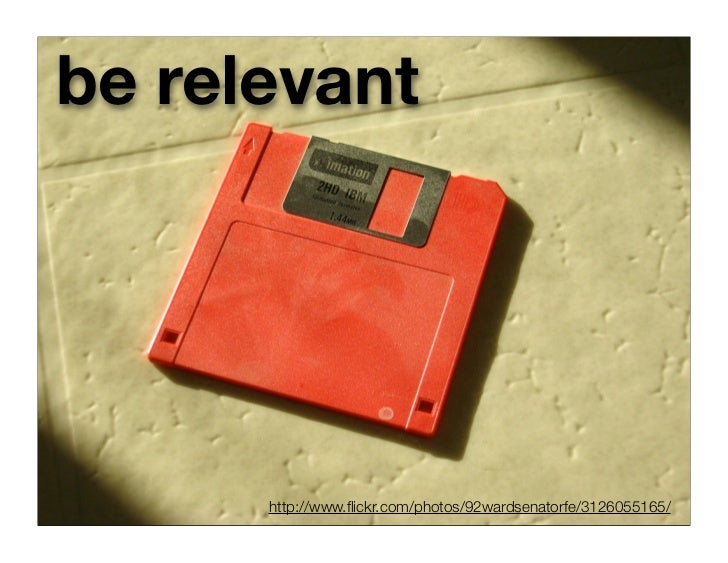 relevance is how well media organizations deliver what matters to their readership.