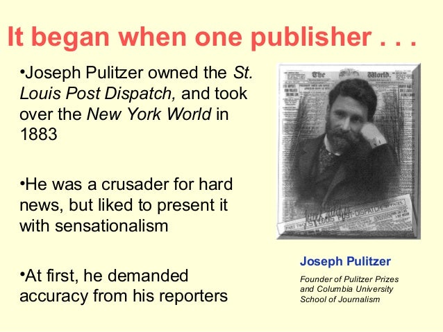 the beginning of modern comic in joseph pulitzers new york world in 1895 The third and final war for cuban independence began in 1895 joseph pulitzer of the new york world the term 'yellow journalism' derived from a comic.