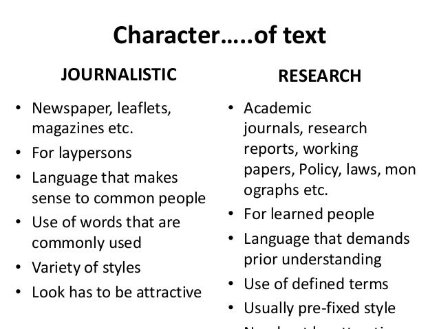 scientific writing style Why learn scientific writing you will have  scientific writing differs from other  kinds of writing  style is the way you communicate the content to the audience.