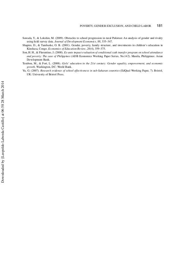 an analysis of the influence of sex education on children Content analysis was used based on the objectives  activities key words:  adolescent, sex education, premarital sex, adolescent pregnancies.