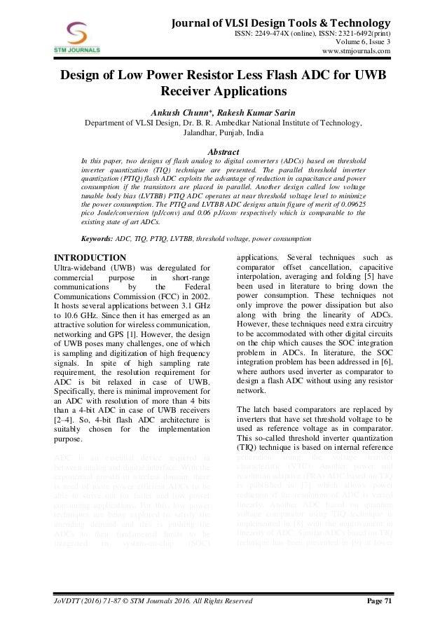 Open Source CAD Tools - VLSI Academy