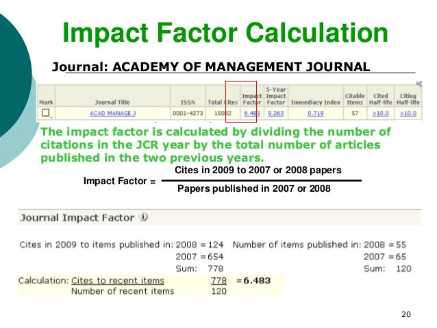 Journal ranking metrices new perspective in journal performance man…