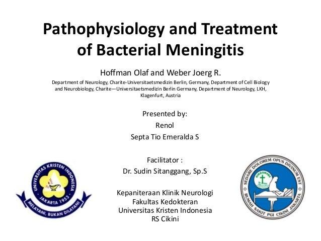 Thesis on bacterial pathogenesis