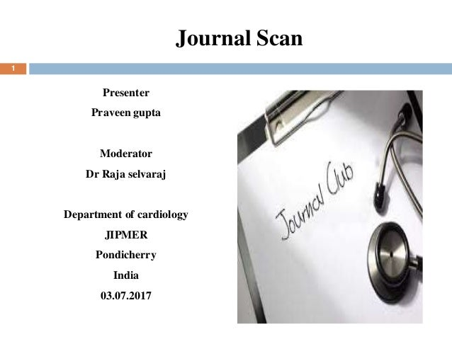 Cardiology Journal scan