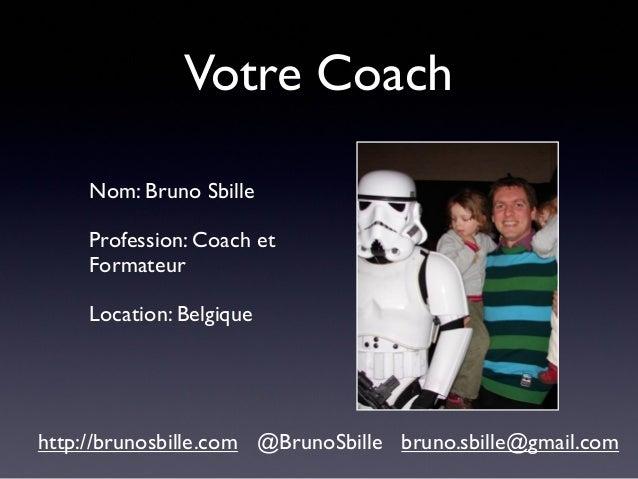 """""""Apprenez différents styles de leadership avec Star Wars"""" - Journée Agile 2015 Slide 3"""