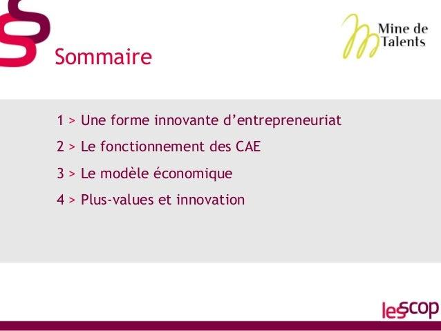 Mine de talent ESS 2014 Slide 2