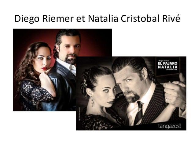 Diego Riemer et Natalia Cristobal Rivé