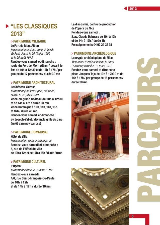 """5 """"LES CLASSIQUES 2013"""" 2013 > PATRIMOINE MILITAIRE Le Fort de Mont Alban Monument (enceinte, murs et fossés du Fort) clas..."""