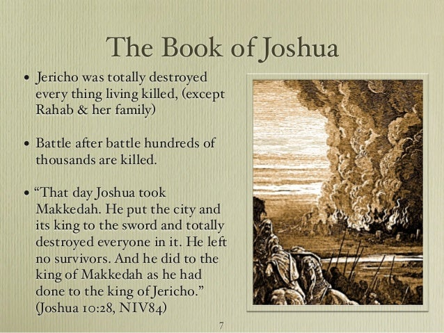 Journey Through the Bible Part 6: Joshua - Promise Fulfilled