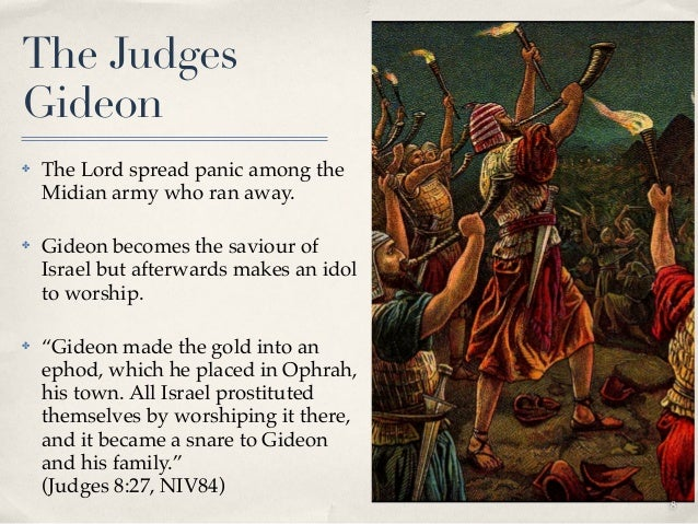Journey Through the Bible Part 7: The Book of Judges