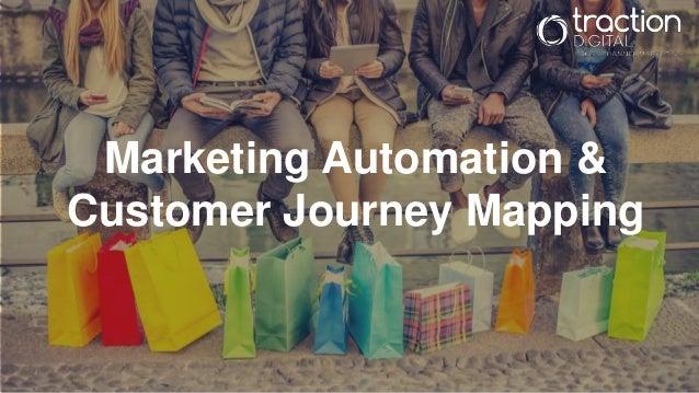 Marketing Automation & Customer Journey Mapping