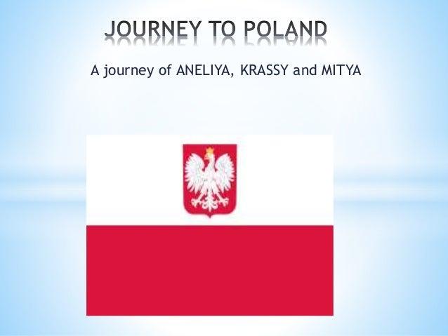 A journey of ANELIYA, KRASSY and MITYA