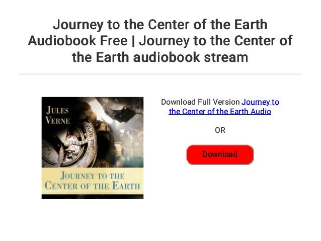 journey to the center of the earth stream free