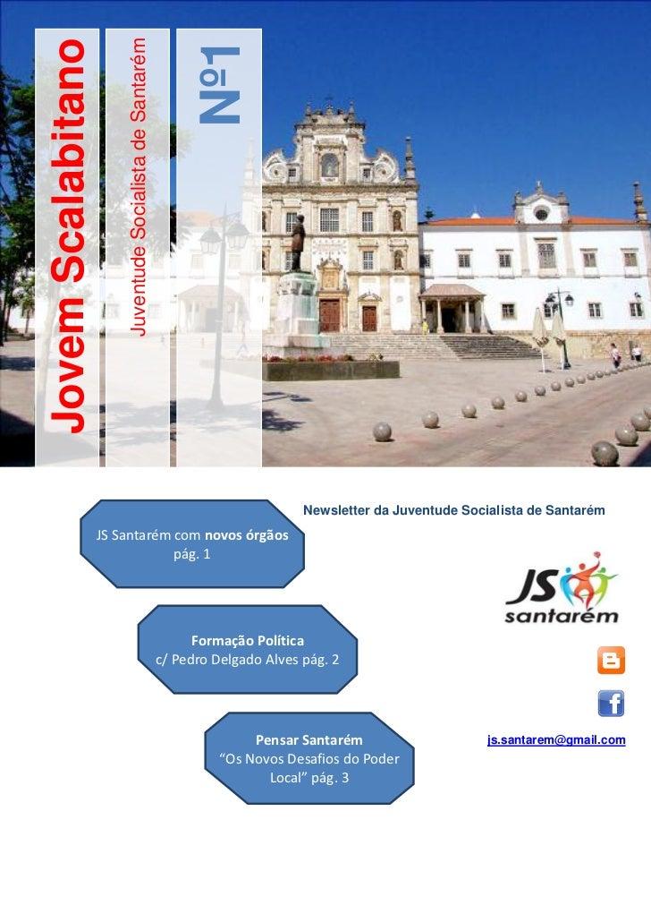 Nº1                         Juventude Socialista de SantarémJovem Scalabitano                                             ...